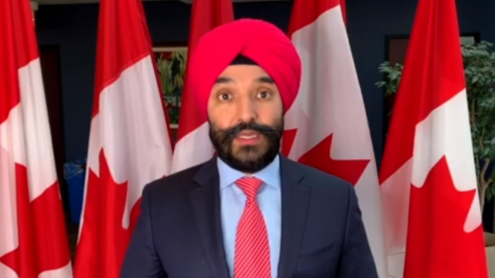 Trudeau Shuffles Cabinet After Navdeep Bains' Resignation ...