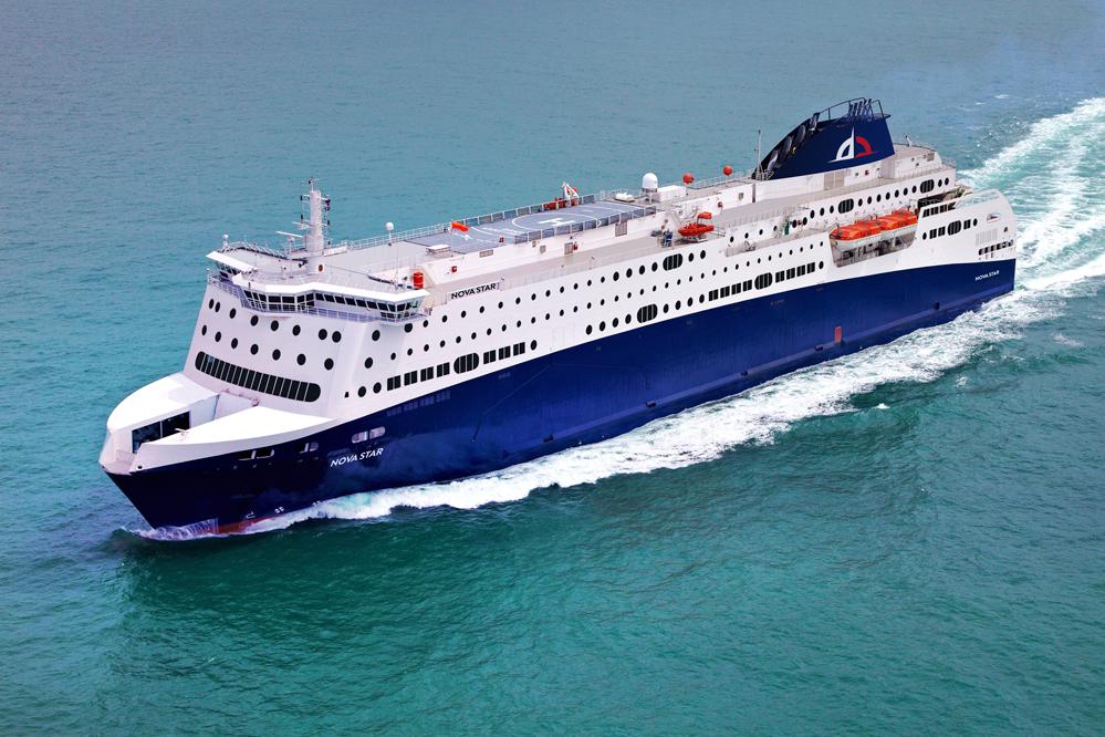 Nova Star Cruise Ship Seized By U-S Federal Court | CKBW