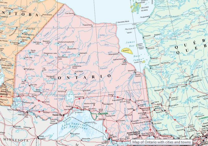 First Nations Communities May Soon Be Identified On ...