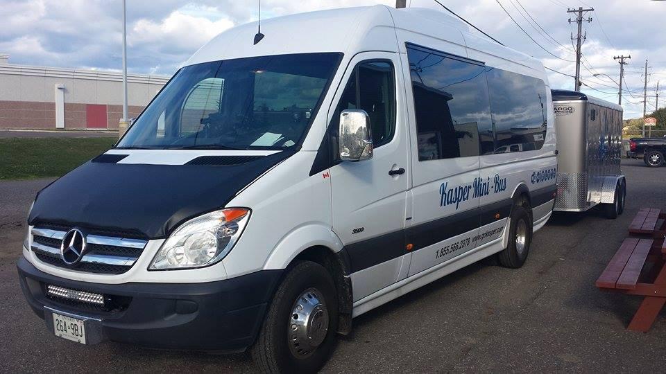 Kasper Transportation CEO Seeking Answers