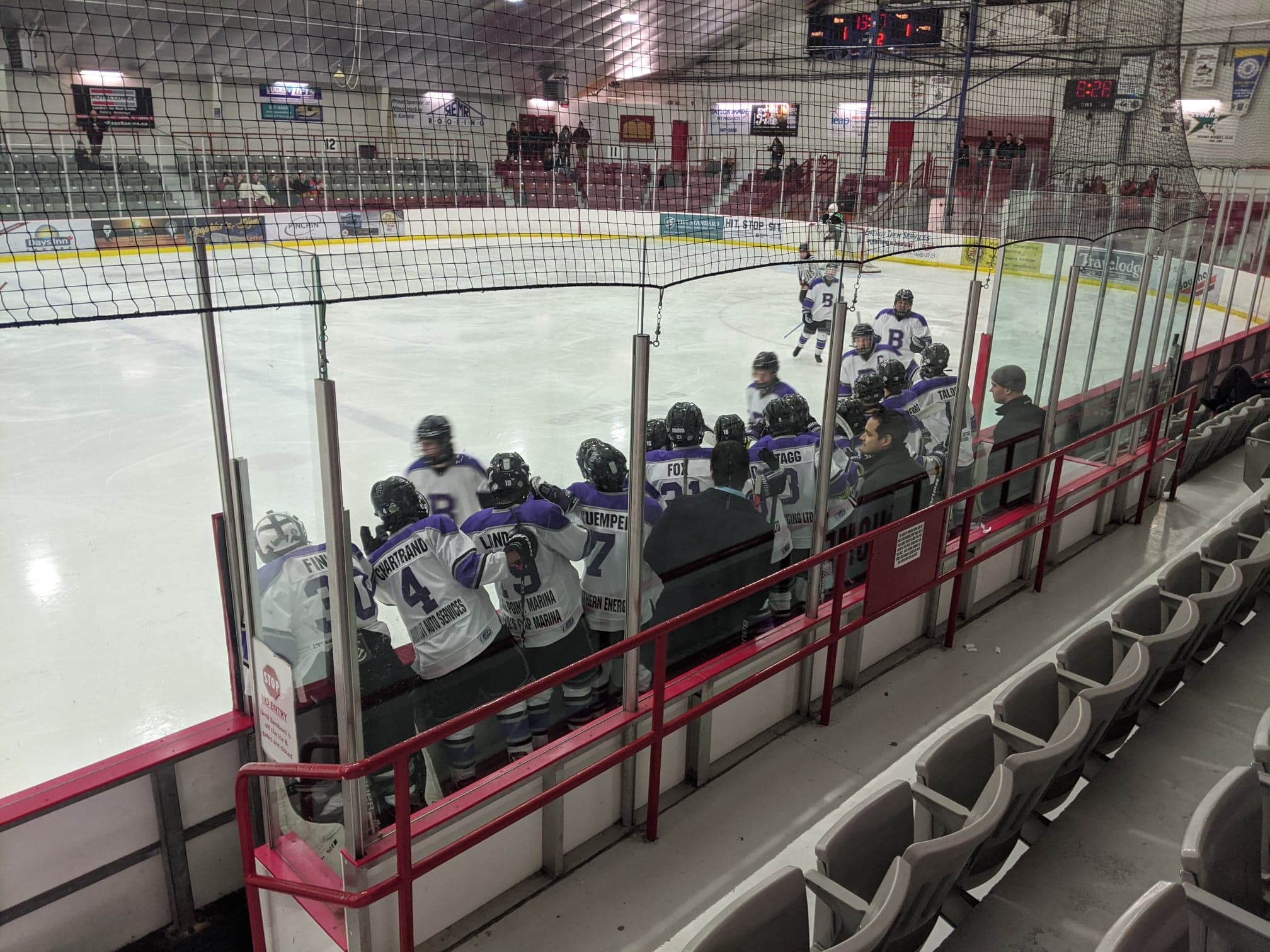 Beaver Brae Ends Season With Win