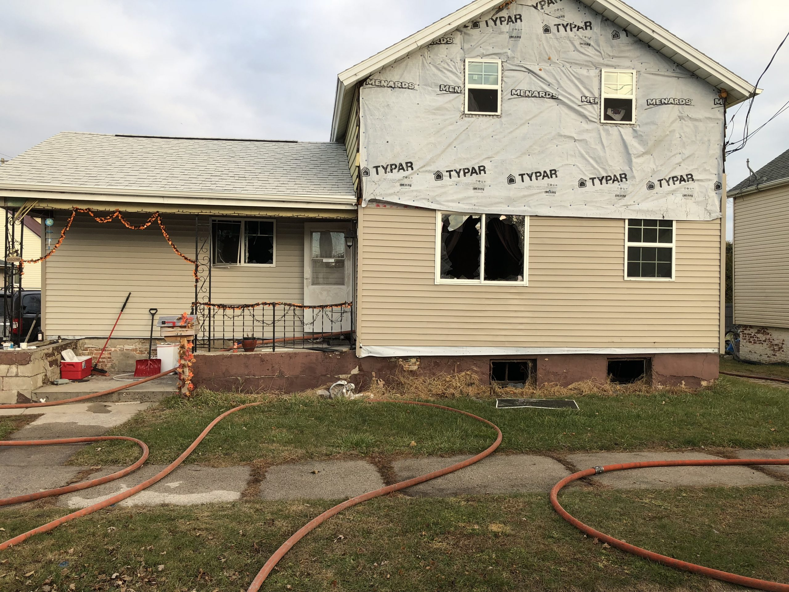 Two Rivers Home Fire