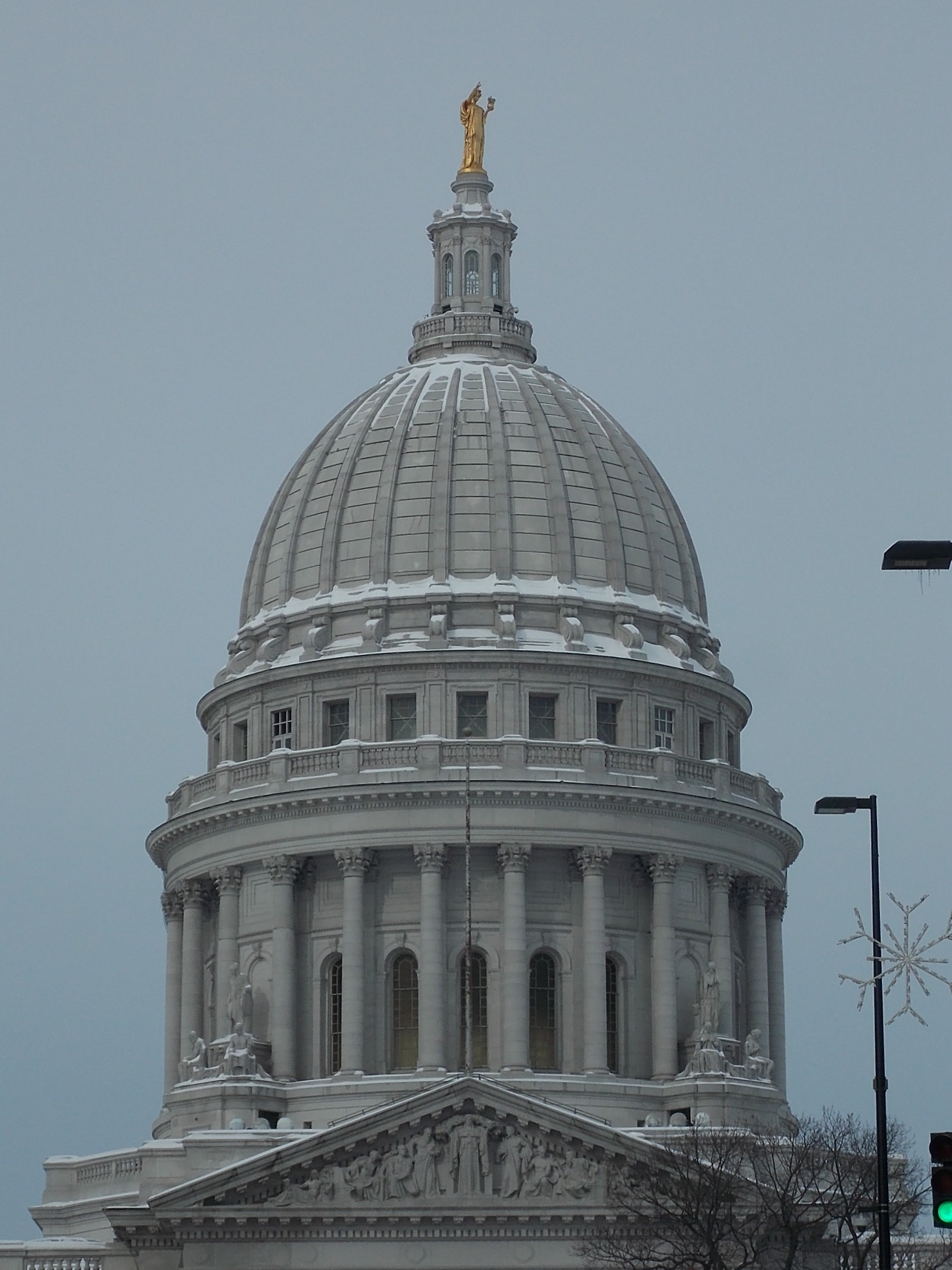 Lawmakers Work Long Hours In Lame-Duck Session