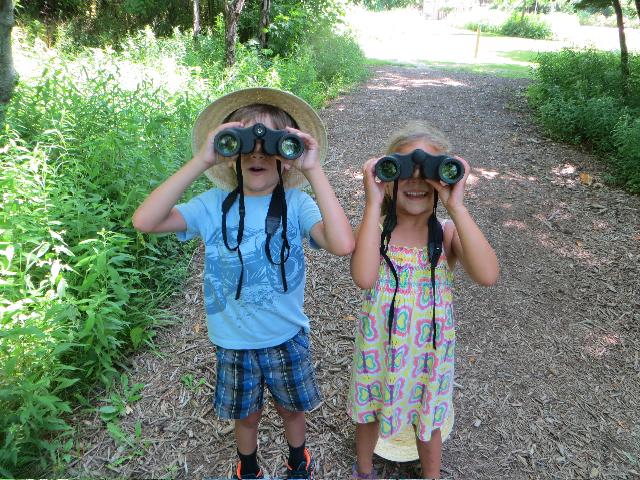 Sheboygan Area School District Teams With Maywood Environmental Park for Outdoor 4K Class