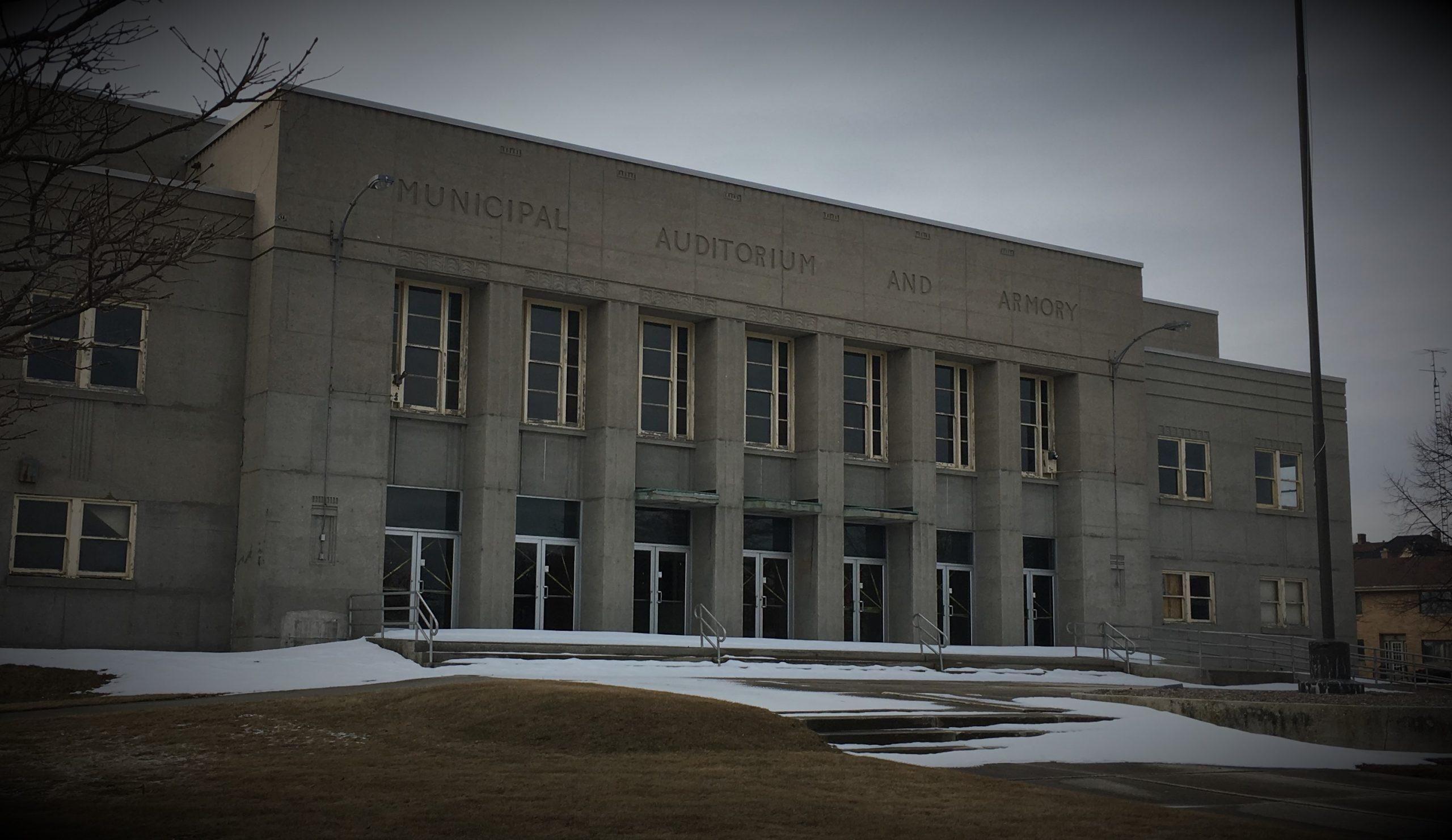 Sheboygan Armory Development Talks