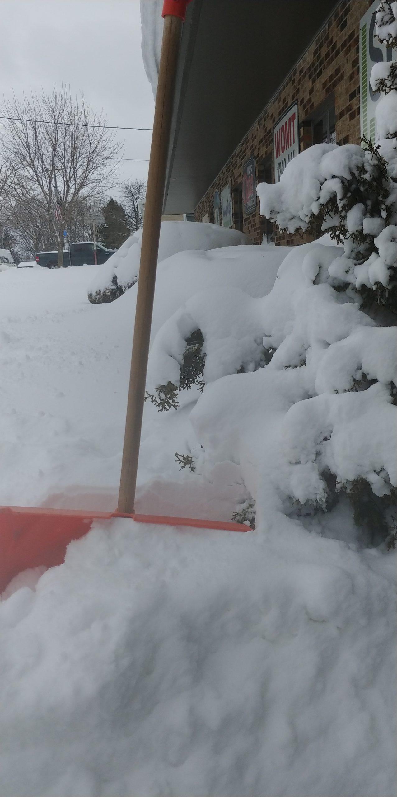 More Details Released Regarding Record Breaking Snowfall