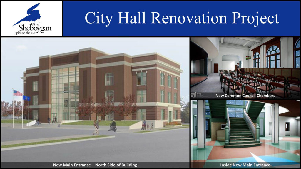 Sheboygan City Hall Renovation
