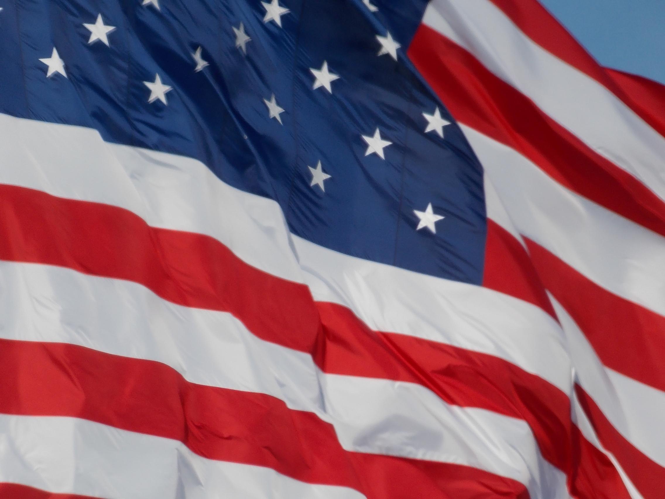 President Trump Orders Flags at Half Staff