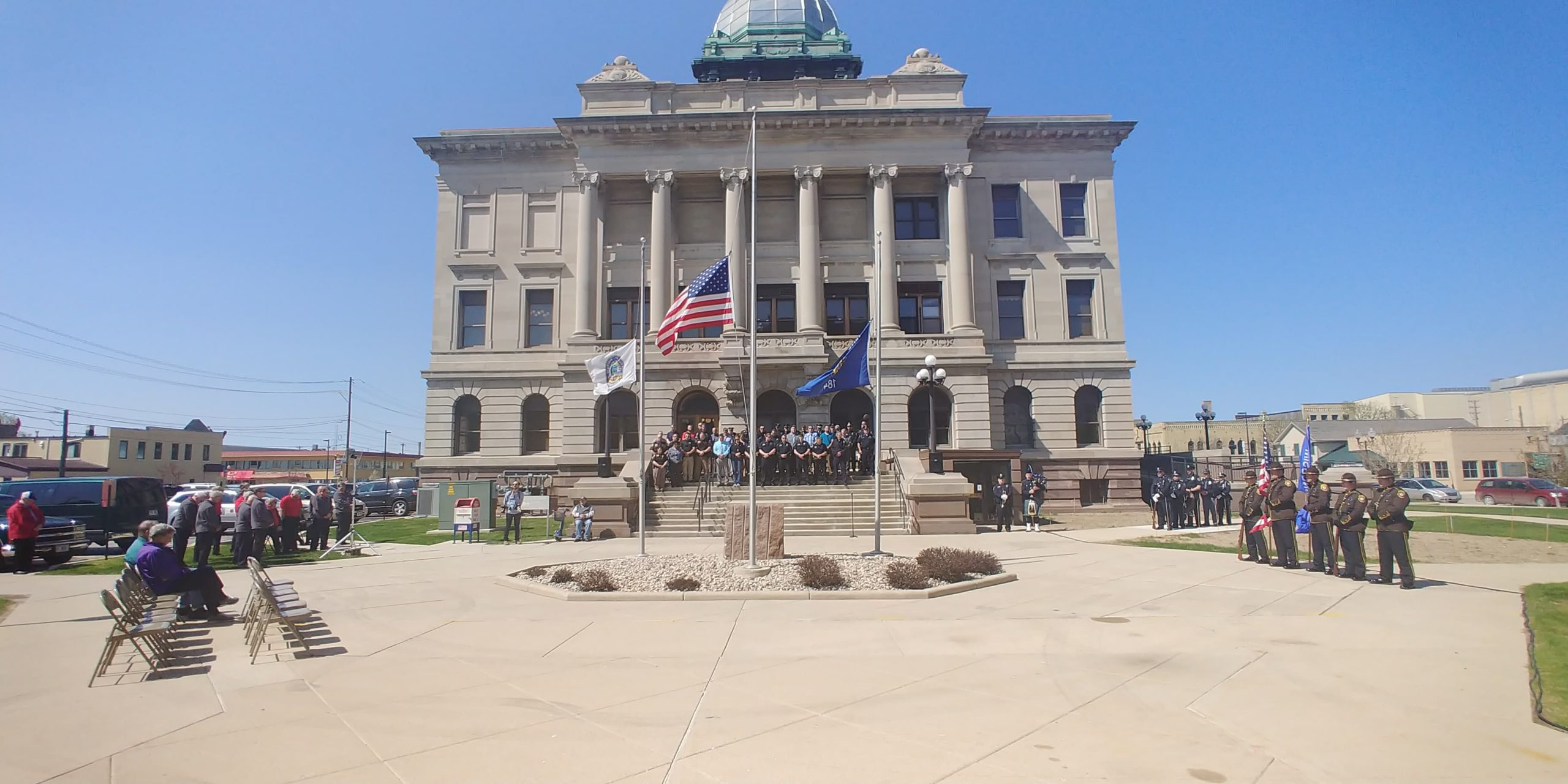 Manitowoc's Peace Officers Memorial Service