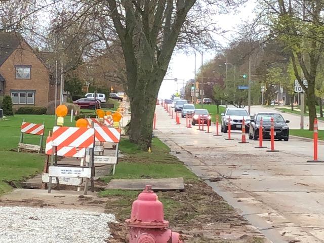 Manitowoc's Waldo Blvd Construction Update