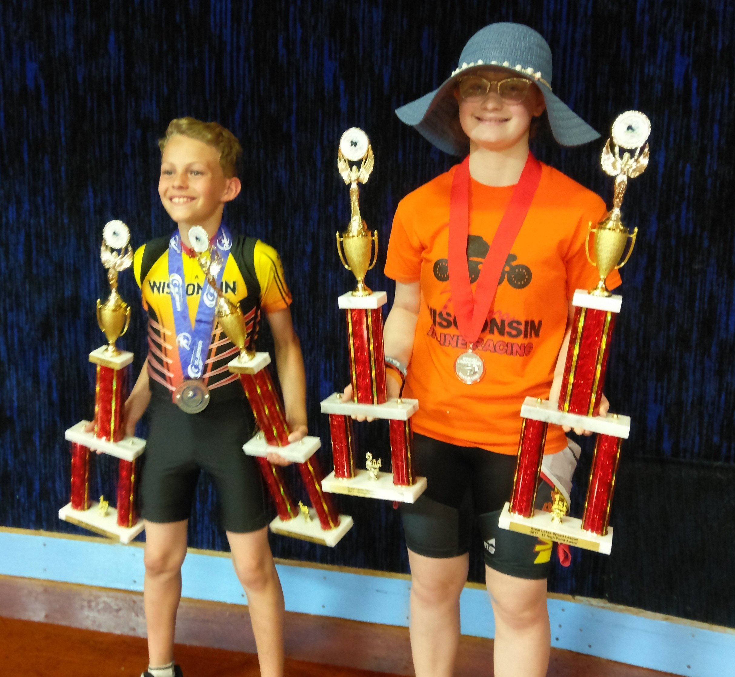 Local Skaters Take The Podium At USA Roller Sports Regional Championship