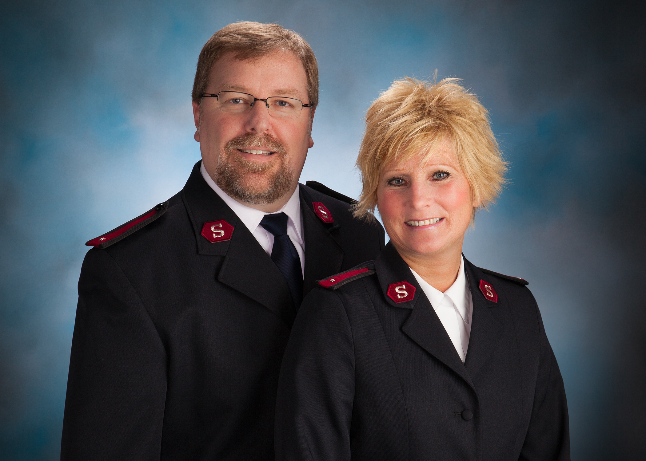 LTs Jeff and Terri Olson Ending Service at Manitowoc County Salvation Army