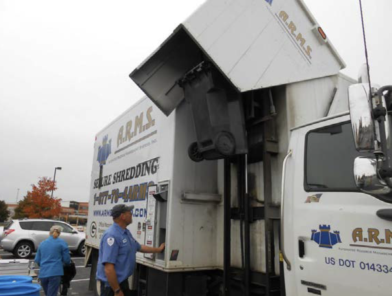 Bank First To Host Free Shredding Event This Saturday