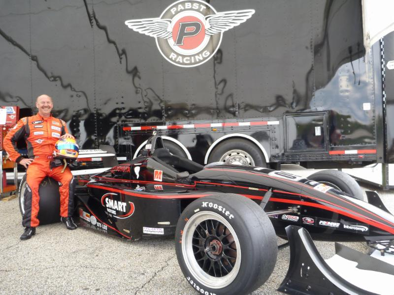 Area Racer Fulfills His Need for Speed as The WeatherTech® Chicago Region SCCA June Sprints®