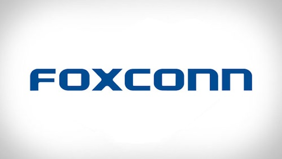 Foxconn Construction Site Busy 100 Days After Groundbreaking