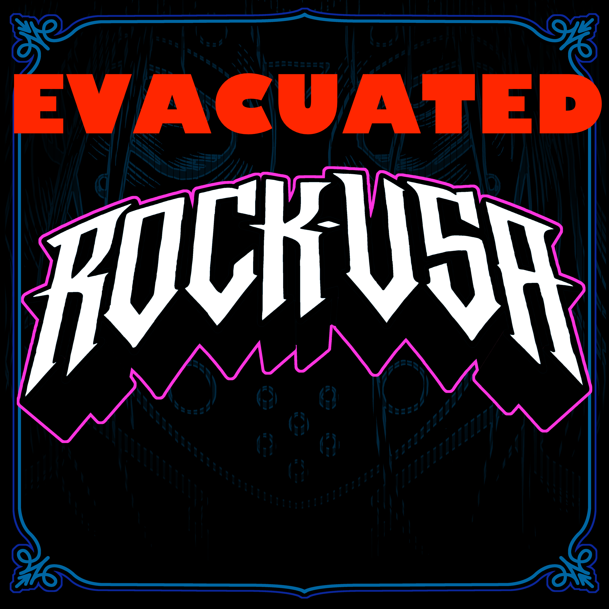 Rock USA Evacuated Friday Due To Weather