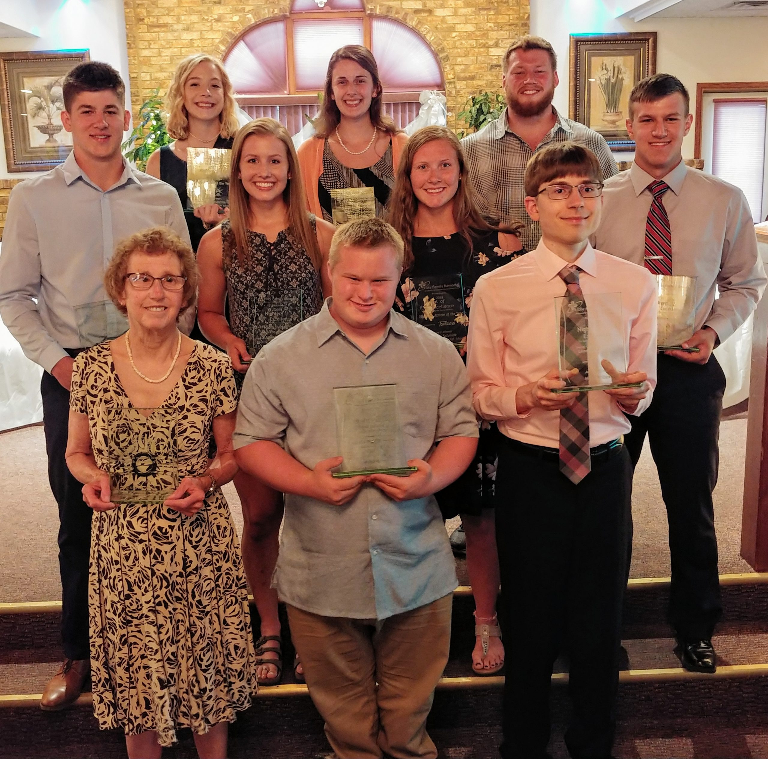 Manitowoc County Night of Excellence Winners