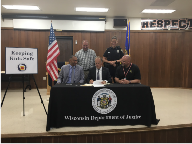 MPSD Receives School Safety Grant