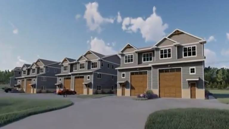 Trackside Townhomes Announced in Sheboygan County