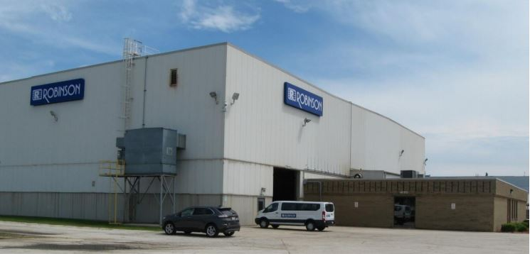 Robinson Metal to Hold Open House