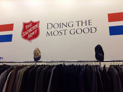 Salvation Army Begins Bell Ringing Campaign, Looking for Volunteers