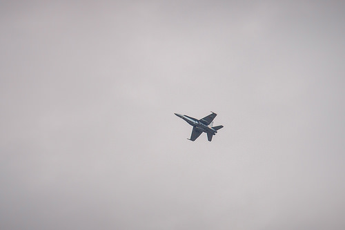 Training Exercises Mean Aircraft Activity Starting Monday