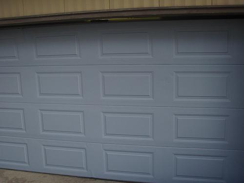 Kaukauna Man Drives Through his Garage