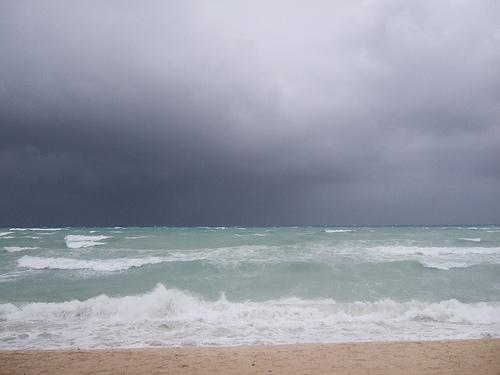 UW-Madison Researchers Blame Climate Change For Hurricane Behavior