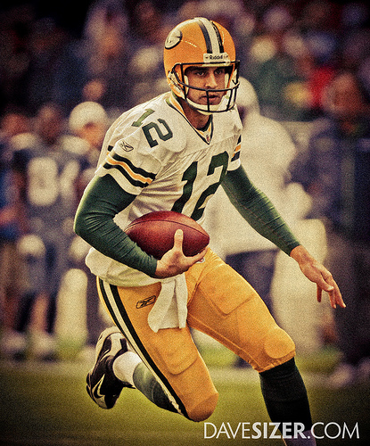 Rodgers Named FedEx Air Player Of The Week