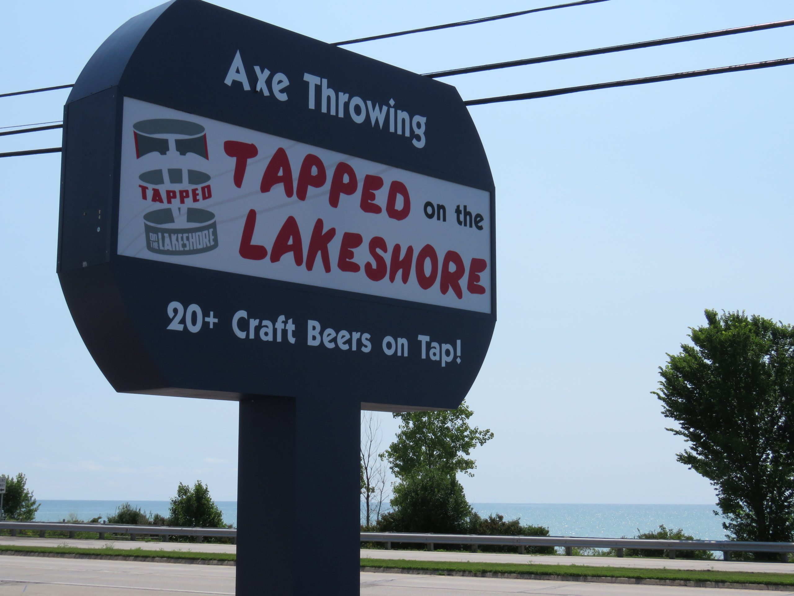 Tapped on the Lakeshore to Open Soon