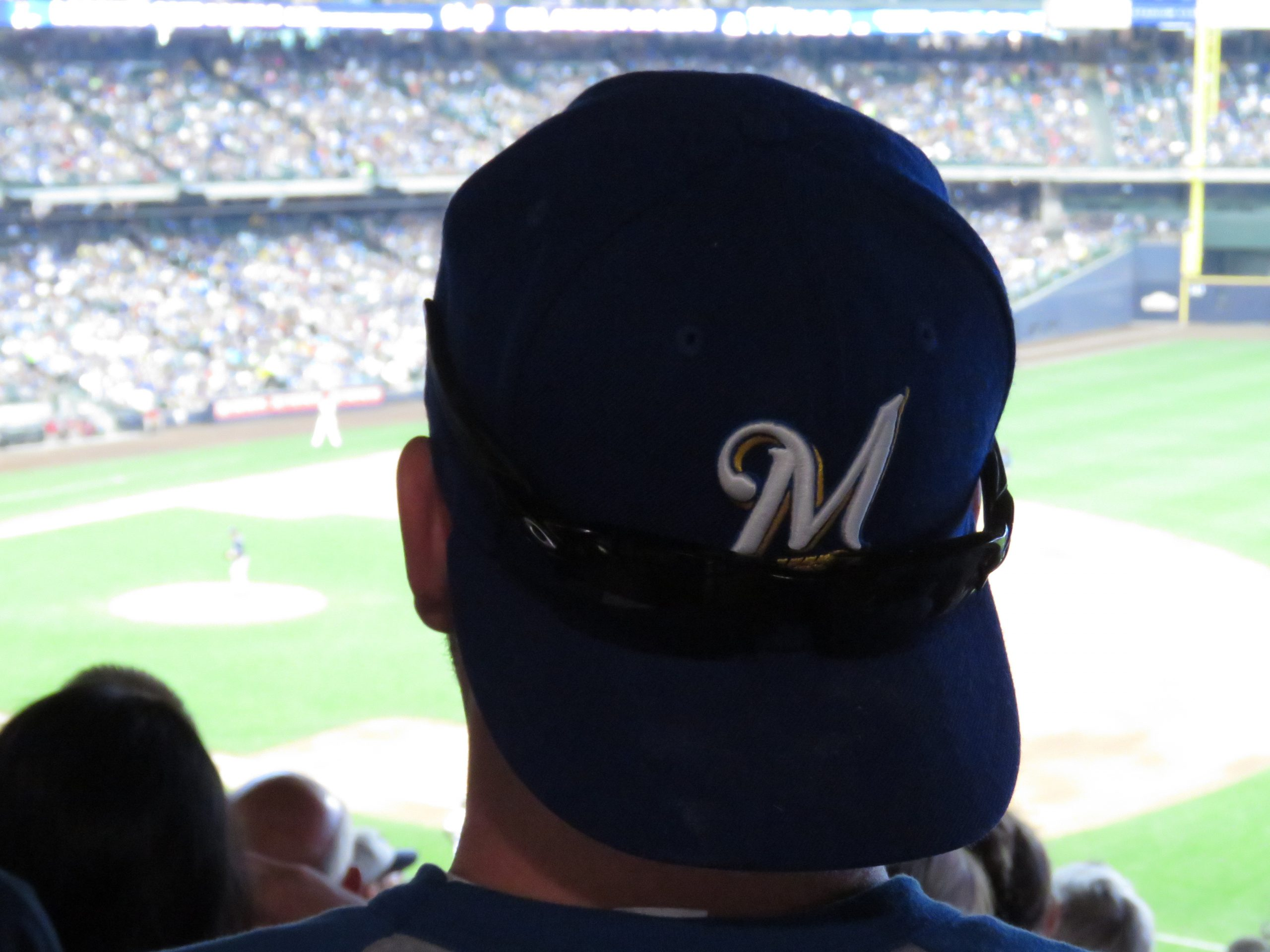 Brewers Take Championship Quest To West Coast