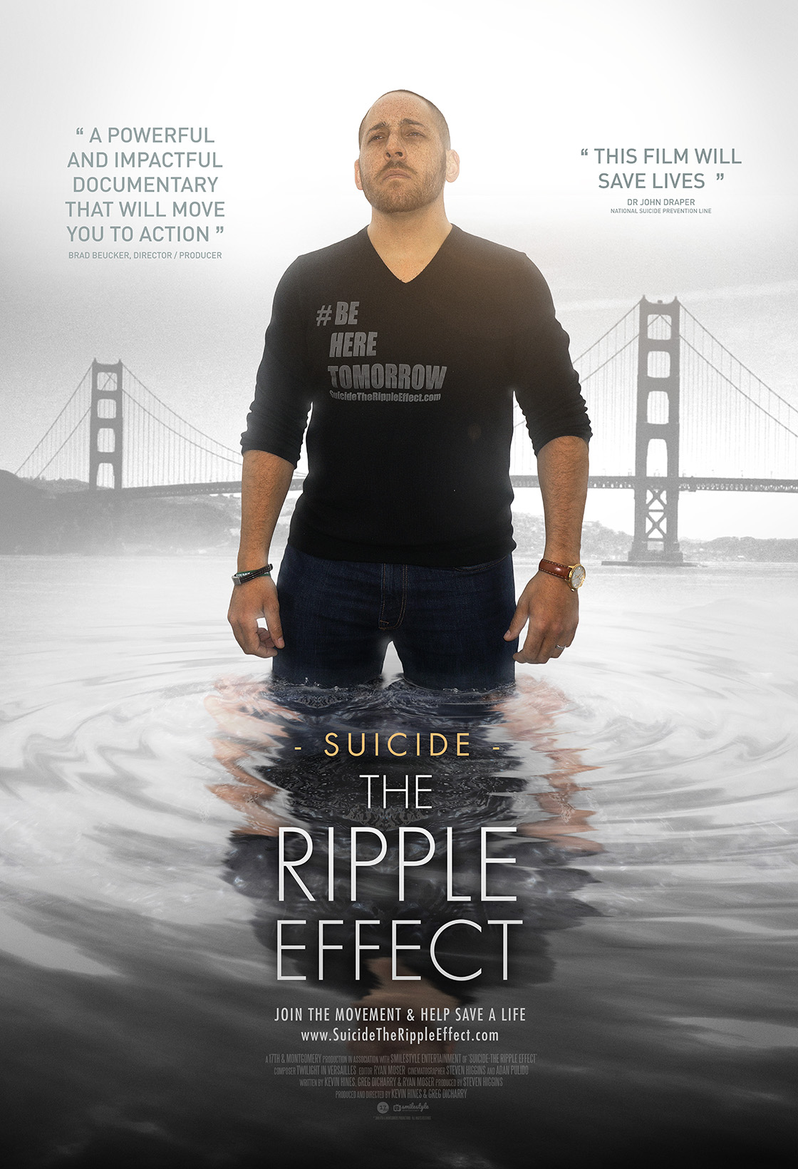 "National Suicide Prevention Week, Day 1- Kelly Isselmann, Alyson Taylor, and Donna Firman on ""The Ripple Effect"""