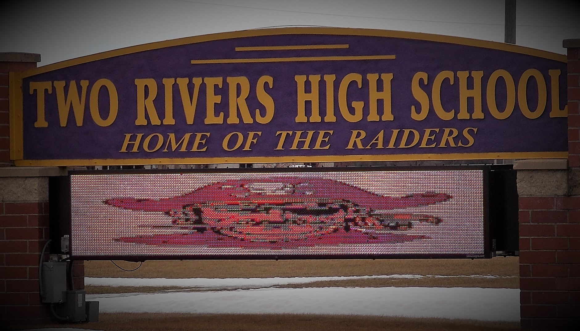 Two Rivers Raiders Top Hilbert in Girls Basketball
