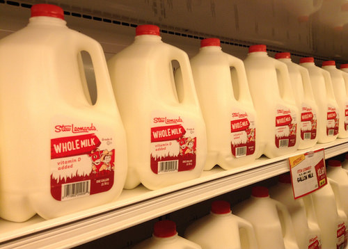 Milk is a Bargain in Wisconsin, According to Marketbasket Survey