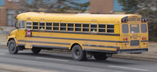Marathon County Sheriff Teams With School Bus Companies For Safety