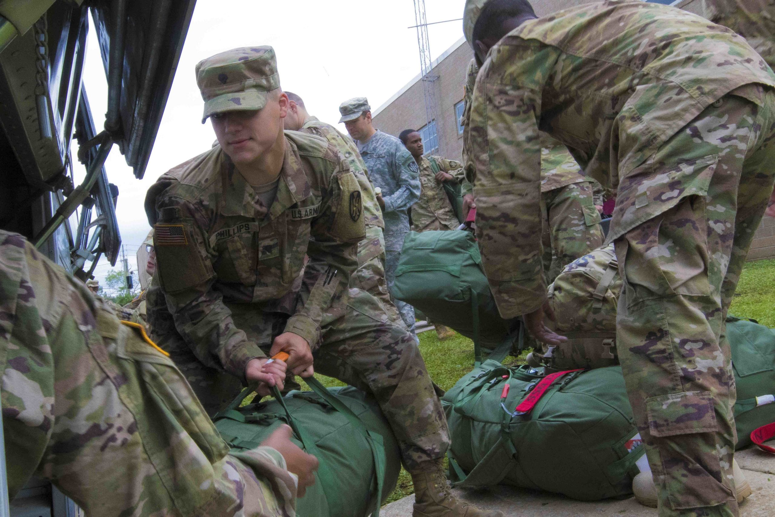 Wisconsin Army National Guard Soldiers to be Deployed to Afghanistan