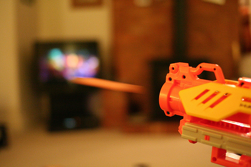 Columbia County Man Admits Shooting Stepchildren With Nerf Darts With Needle Tips