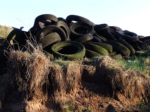 Manitowoc County Tire Collection Underway