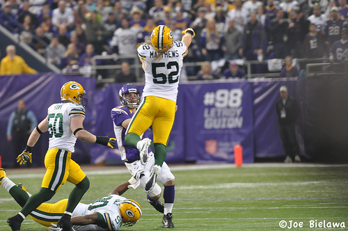 Rodgers:  Toughest 5-Game Stretch Of Career