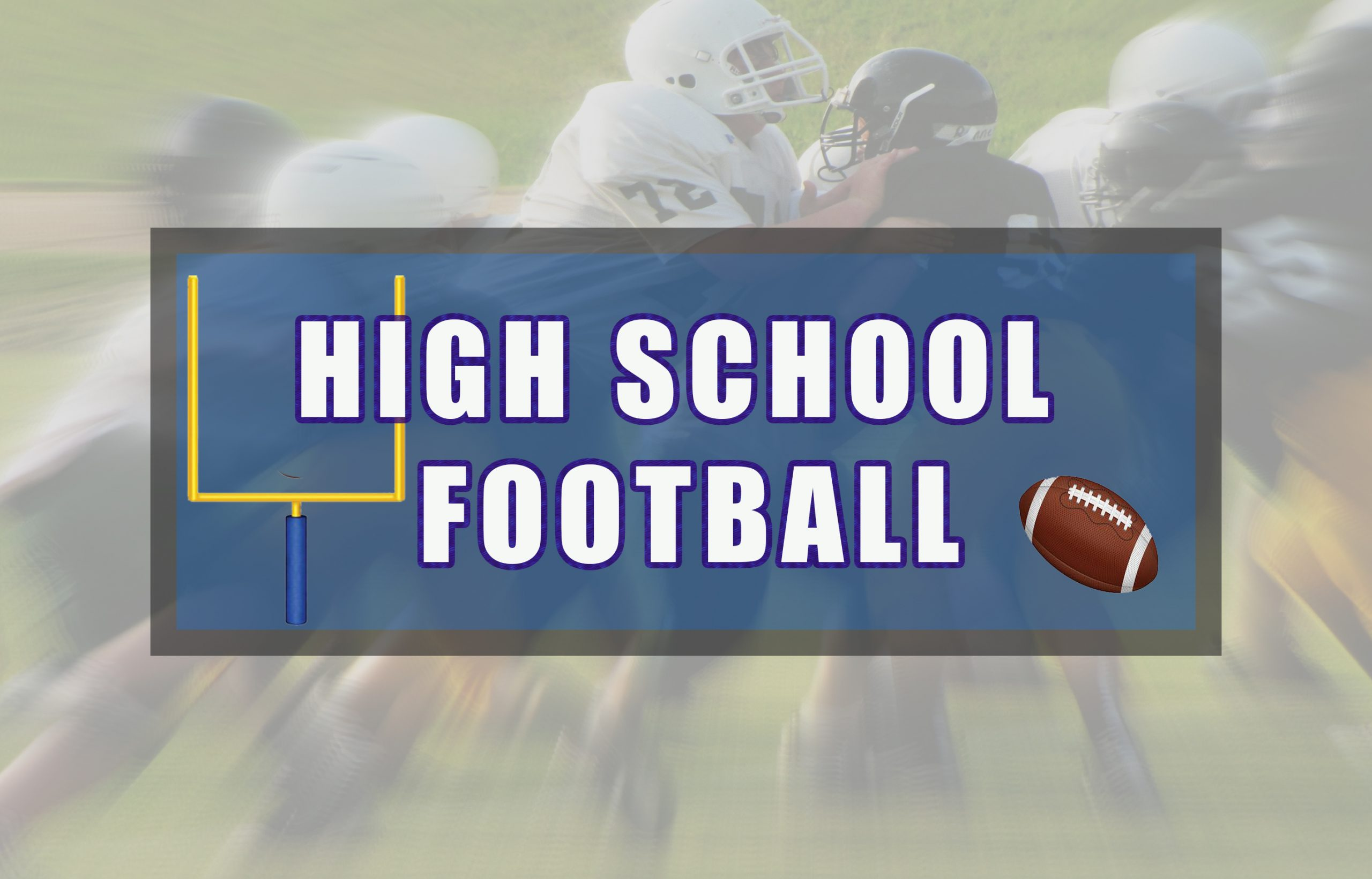 Friday's High School Football Scores