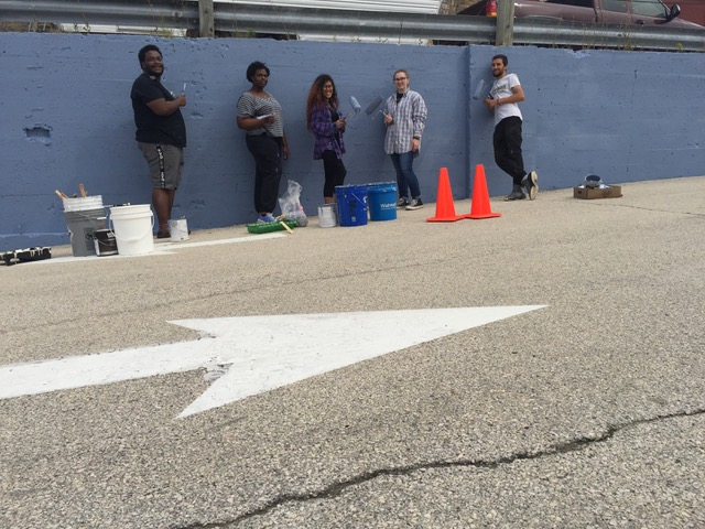 Contribute To A Community Mural During Art Slam!