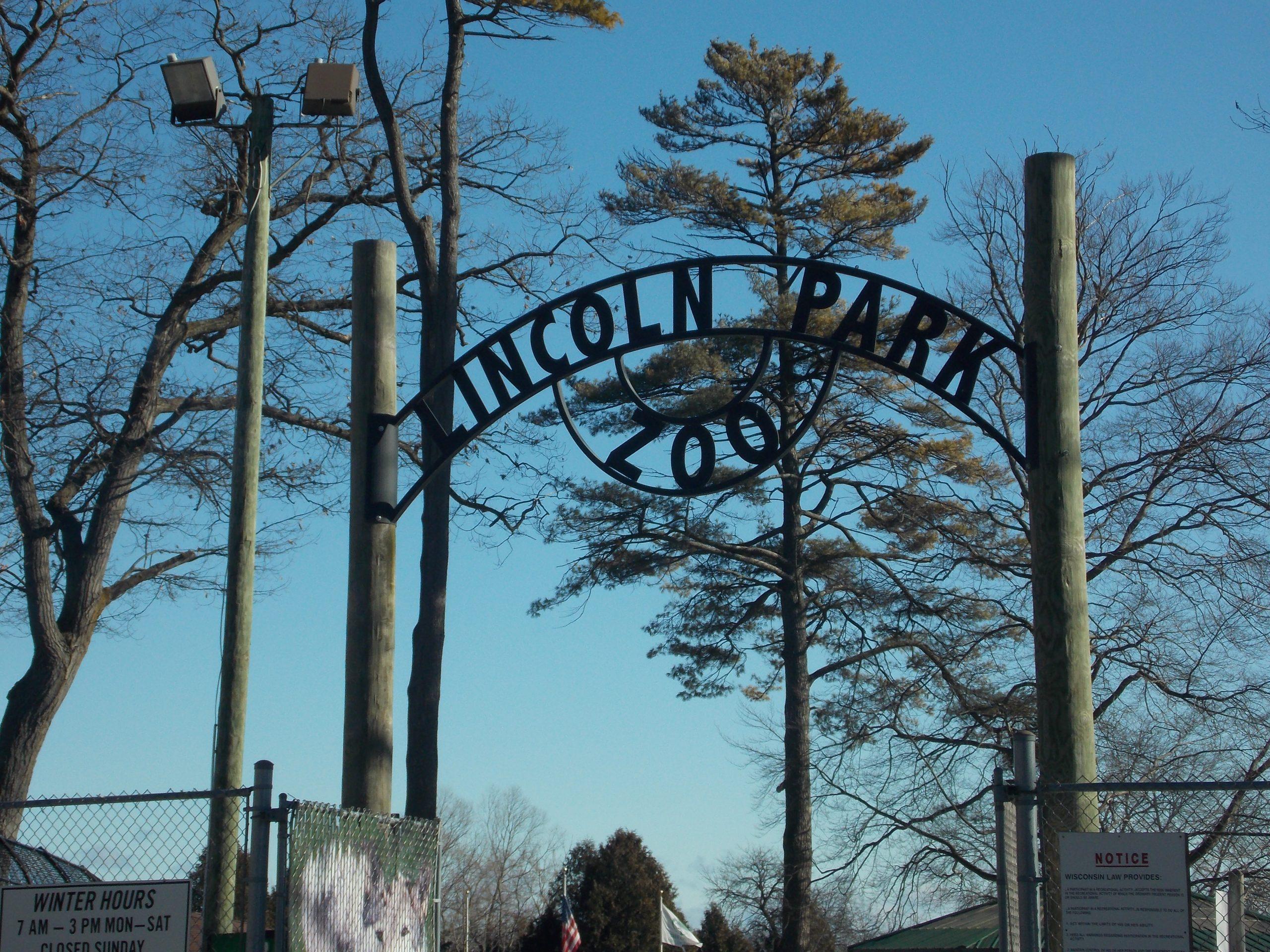 Lincoln Park Zoo Walkway Construction Underway