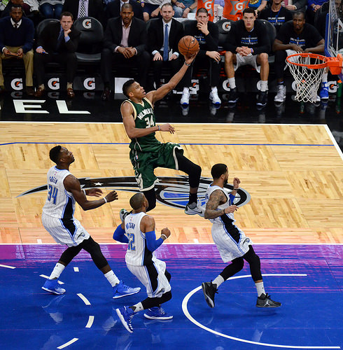 3-Pointers Big For Bucks In 124-113 Win