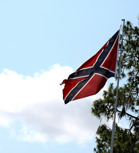 High School Student Suspended For Wearing Confederate Flag Clothing