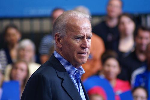 Former VP Joe Biden In Milwaukee Today