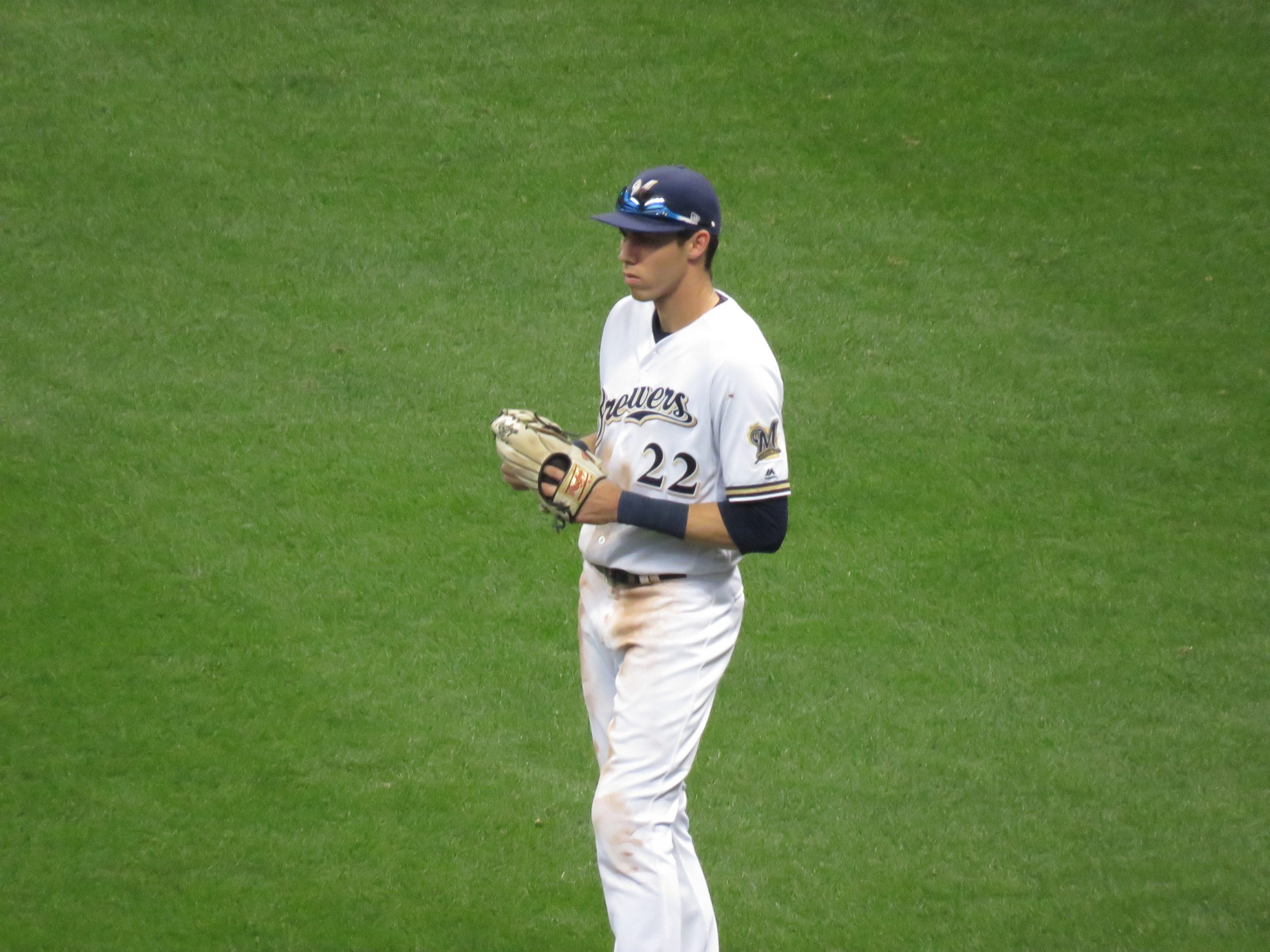 Brewers OF Christian Yelich Wins 2nd Silver Slugger Award