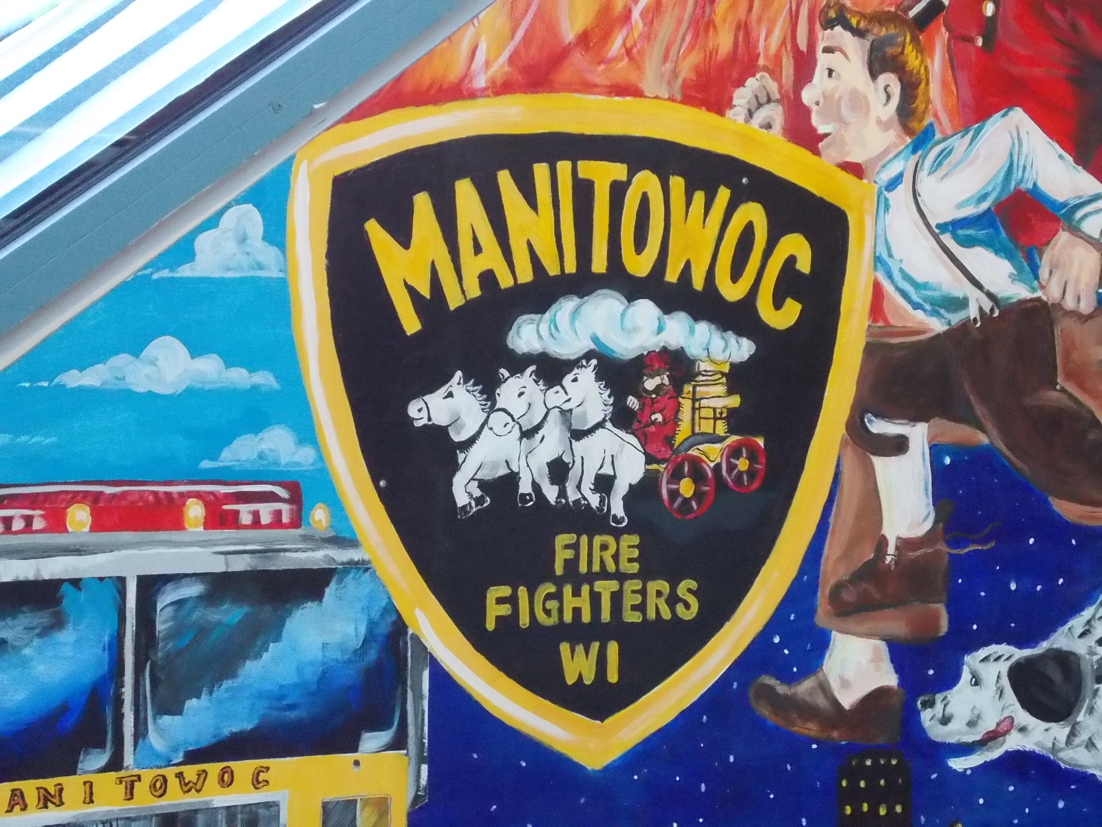 Manitowoc Fire Chief Todd Blaser Praises Firefighter and Citizen of the Year Recipients