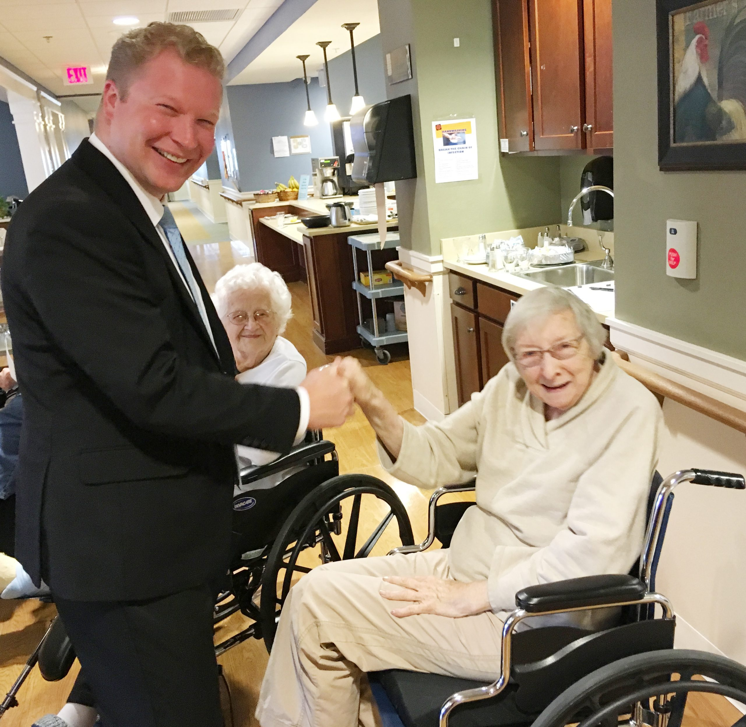 Manitowoc Mayor Names October Long-Term Care Residents' Rights Month