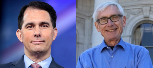 Marquette University Law School Poll:  Walker, Evers In Virtual Tie
