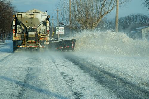 'Snowplow Driver Appreciation Day' in Wisconsin